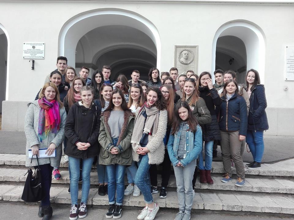 Cserediákként Miskolcon