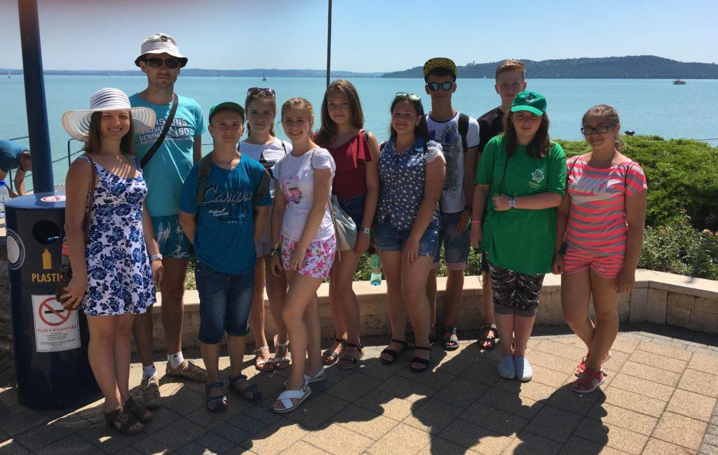 Kalandozás a Balatonnál