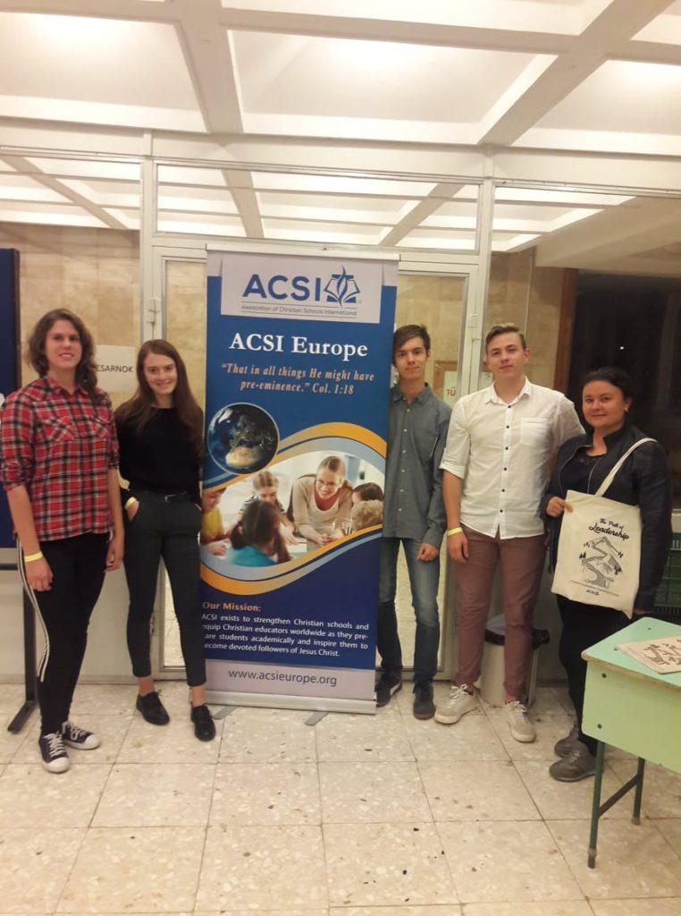 ACSI – Diákvezetői Konferencia 2018