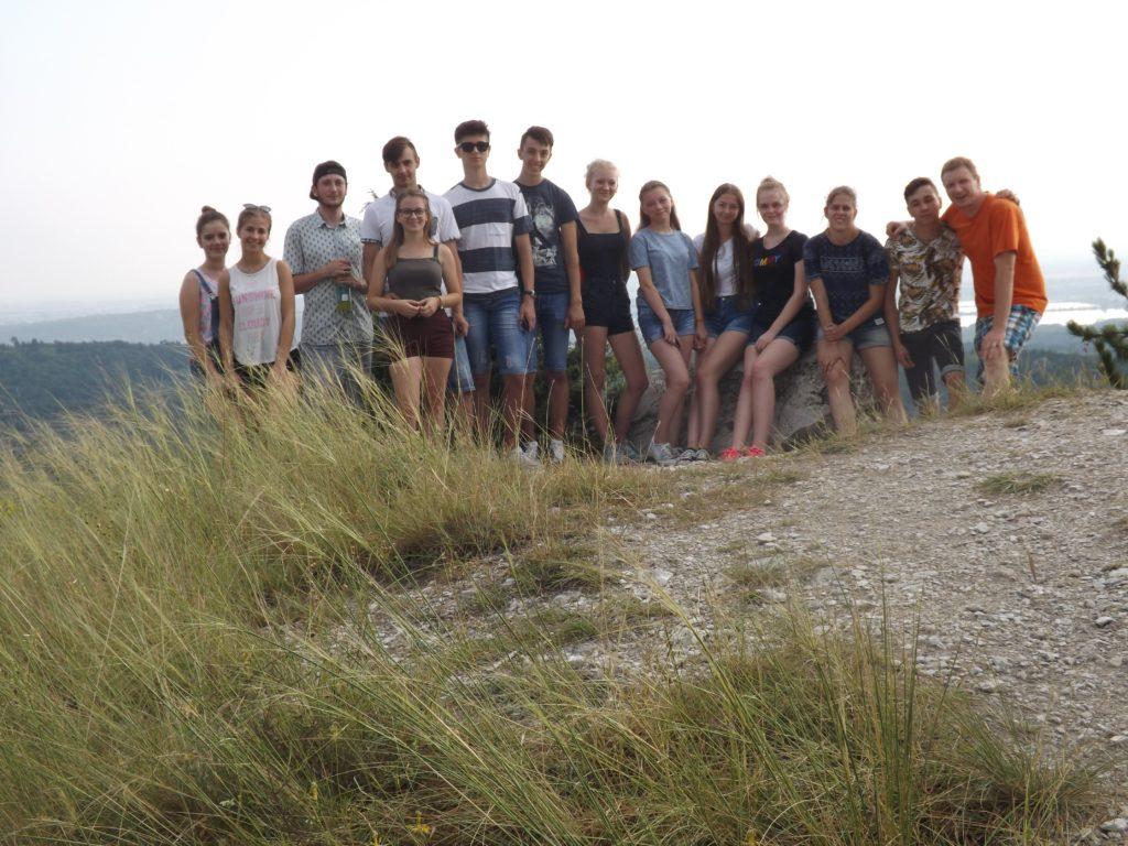 Dunaalmáson jártunk
